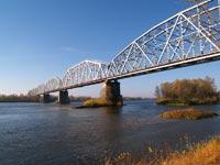 Припятский железнодорожный мост
