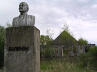 Chornobyl's villages